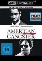 American Gangster - 4K Ultra HD Blu-ray + Blu-ray (4K Ultra HD)
