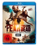 Fear the Walking Dead - Staffel 05 (Blu-ray)
