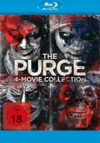 The Purge - 4-Movie-Collection (Blu-ray)
