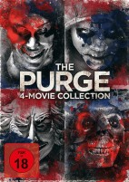 The Purge - 4-Movie-Collection (DVD)