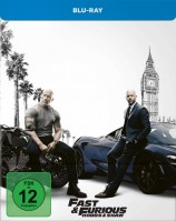 Fast & Furious: Hobbs & Shaw - Limited Steelbook (Blu-ray)
