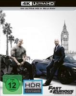 Fast & Furious: Hobbs & Shaw - 4K Ultra HD Blu-ray + Blu-ray / Steelbook (4K Ultra HD)