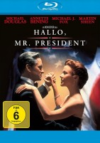 Hallo, Mr. President (Blu-ray)