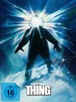 The Thing - 3-Disc-Mediabook Edition / Cover #Struzan (Blu-ray)