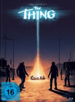 The Thing - Mediabook Edition / Cover C Ferguson (Blu-ray)