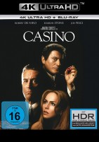Casino - 4K Ultra HD Blu-ray + Blu-ray (4K Ultra HD)