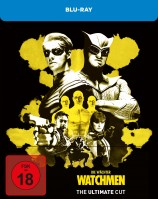 Watchmen - Die Wächter - The Ultimate Cut / Steelbook (Blu-ray)