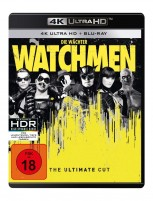 Watchmen - Die Wächter - The Ultimate Cut / 4K Ultra HD Blu-ray + Blu-ray (4K Ultra HD)