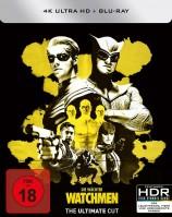 Watchmen - Die Wächter - The Ultimate Cut / 4K Ultra HD Blu-ray + Blu-ray / Steelbook (4K Ultra HD)