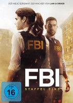 FBI - Staffel 01 (DVD)
