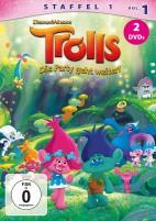 Trolls - Die Party geht weiter! - Staffel 01 / Vol. 1 (DVD)
