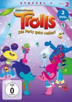 Trolls - Die Party geht weiter! - Staffel 01 / Vol. 2 (DVD)