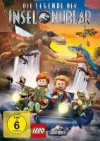 Lego Jurassic World - Die Legende der Insel Nublar - Staffel 01 (DVD)