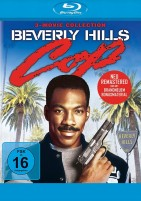 Beverly Hills Cop 1-3 - 3 Movie Collection / Remastered (Blu-ray)