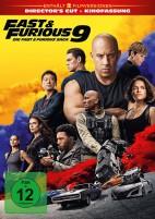 Fast & Furious 9 - Director's Cut & Kinofassung (DVD)