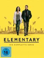 Elementary - Die komplette Serie (DVD)