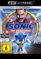 Sonic the Hedgehog - 4K Ultra HD Blu-ray + Blu-ray (4K Ultra HD)