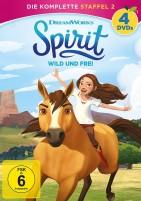Spirit - Wild und Frei - Staffel 2 (DVD)