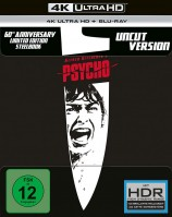 Psycho - 4K Ultra HD Blu-ray + Blu-ray / Limited Steelbook (4K Ultra HD)