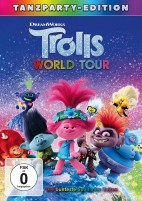 Trolls World Tour - Tanzparty-Edition (DVD)