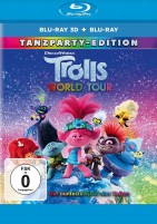 Trolls World Tour - Tanzparty-Edition / Blu-ray 3D + 2D (Blu-ray)