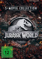 Jurassic World - 5 Movie Collection (DVD)