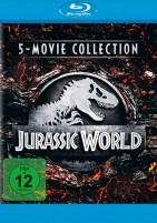 Jurassic World - 5 Movie Collection (Blu-ray)