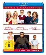Triff die ganze Familie - Meine Braut, ihr Vater und ich + Meine Frau, ihre Schwiegereltern und ich + Meine Frau, unsere Kinder und ich (Blu-ray)