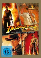 Indiana Jones - Teil 1-4 (DVD)