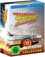 Zurück in die Zukunft - 35th Anniversary Trilogy / Limited Mediabook Collection (Blu-ray)