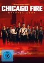 Chicago Fire - Staffel 08 (DVD)