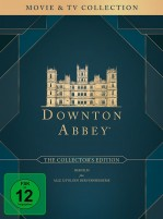 Downton Abbey - Collector's Edition / Die komplette Serie + Film (DVD)