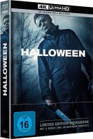 Halloween - 4K Ultra HD Blu-ray + Blu-ray / Mediabook (4K Ultra HD)