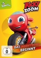 Ricky Zoom - Das Abenteuer beginnt (DVD)