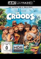 Die Croods - 4K Ultra HD Blu-ray + Blu-ray (4K Ultra HD)