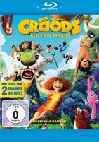 Die Croods - Alles auf Anfang (Blu-ray)