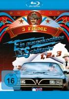 Ein ausgekochtes Schlitzohr 1-3 (Blu-ray)