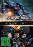 Pacific Rim & Pacific Rim - Uprising (DVD)