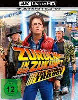 Zurück in die Zukunft - 35th Anniversary Trilogy / 4K Ultra HD Blu-ray + Blu-ray (4K Ultra HD)