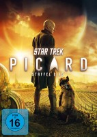 Star Trek: Picard - Staffel 01 (DVD)