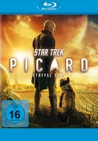 Star Trek: Picard - Staffel 01 (Blu-ray)
