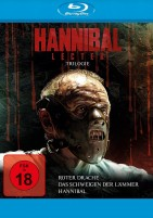 Hannibal Lecter Trilogie (Blu-ray)