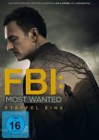 FBI: Most Wanted - Staffel 01 (DVD)
