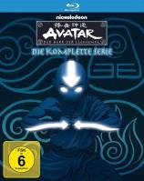 Avatar - Der Herr der Elemente - Die komplette Serie (Blu-ray)