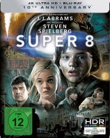 Super 8 - 4K Ultra HD Blu-ray + Blu-ray / Steelbook (4K Ultra HD)