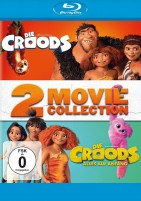 Die Croods - 2 Movie Collection (Blu-ray)