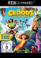 Die Croods - Alles auf Anfang - 4K Ultra HD Blu-ray + Blu-ray (4K Ultra HD)
