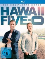 Hawaii Five-O - Die komplette Serie (Blu-ray)