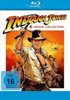 Indiana Jones - 4-Movie Collection (Blu-ray)