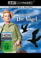 Die Vögel - 4K Ultra HD Blu-ray + Blu-ray (4K Ultra HD)